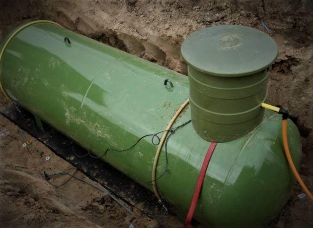 ZBIORNIK na gaz płynny propan-butan / 4850 L