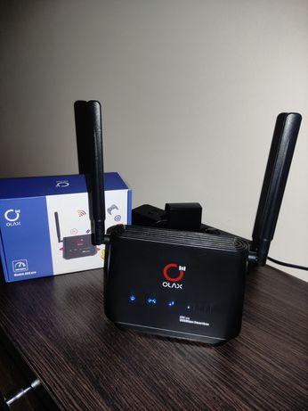Новий 3/4g Olax AX5 Pro  модем, wifi роутер на сім карту