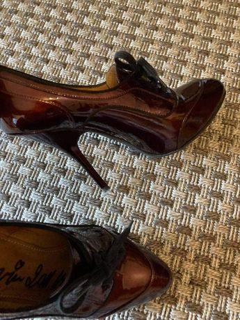 Sapato salto Lanvin 38