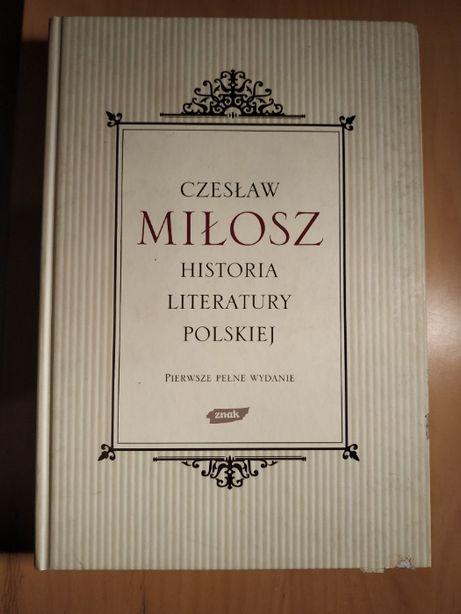 Historia literatury Polskiej Cz. Miłósz opr tw.