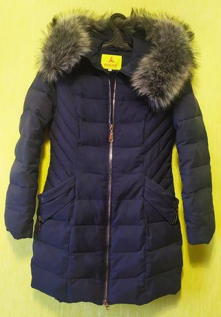 Куртка зимняя,состояние новой