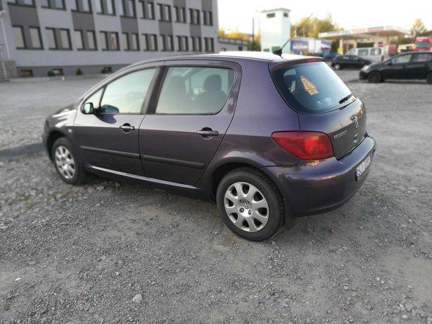 Peugeot 307 1,6 HDI 2005r. hatchback