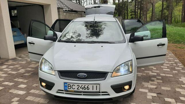 Ford Focus 2006 газ/бензин