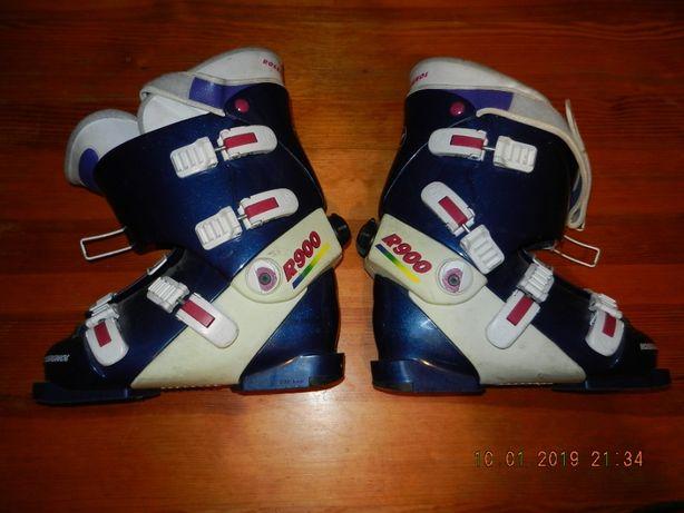 Buty naciarskie