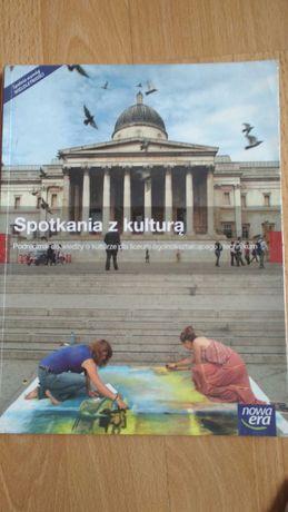 Spotkania z kulturą podręcznik do wiedzy o kulturze liceum i technikum