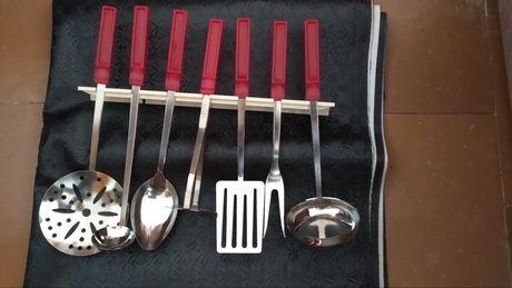 Кухонный набор из нержавеющей стали