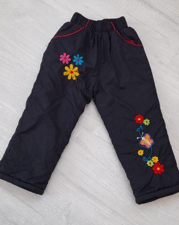 Штаны, брюки тёплые,  комбинезон