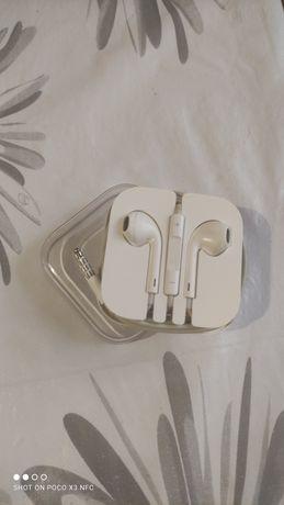 Наушники airpods, наушники iphone 5s