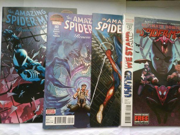 Komiksy Spiderman 2000+ Idealny Stan