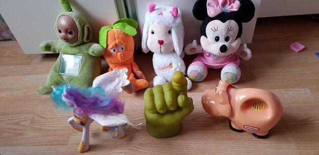 Zabawki dla dziewczynki  Celestia konik Myszka i inne + gratis