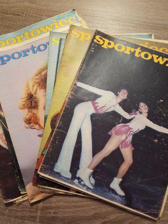 Gazety Sportowiec rocznik 1985
