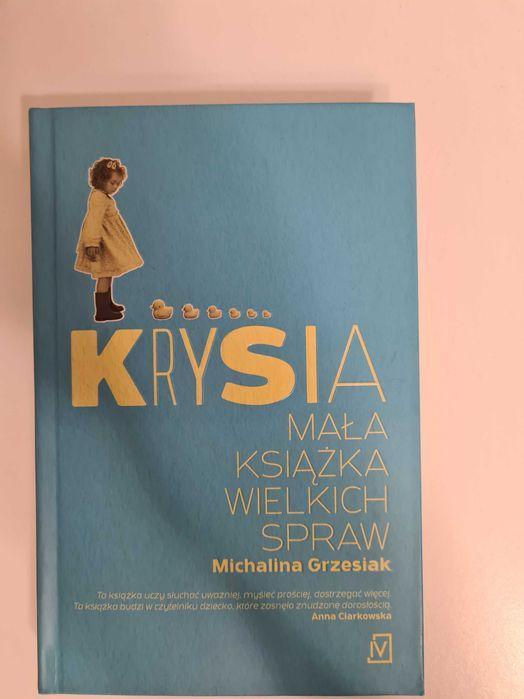 Krysia- mała książka wielkich spraw Poznań - image 1