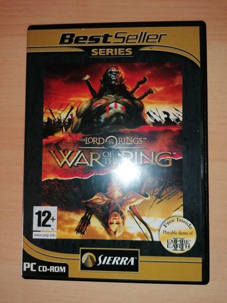 Jogo PC - LOTR - War of the Ring (Como Novo)