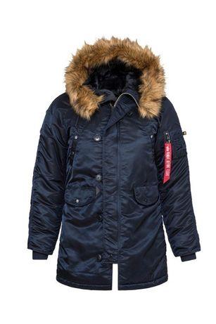 Парка/куртка Alpha Industries N3-B ОРИГИНАЛ.