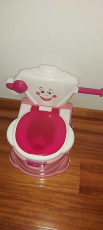 Mini Sanita cor de rosa