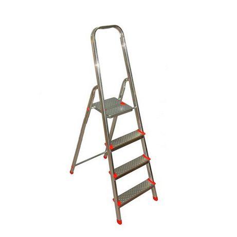 Лестница металлическая cтремянка, на 4 ступени, Украина. до 150кг