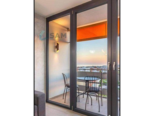 Maravilhoso apartamento T1+1 próximo da Marina de Vilamou...