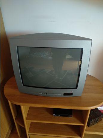 Telewizor Philips 21 cali + dekoder DVB-T