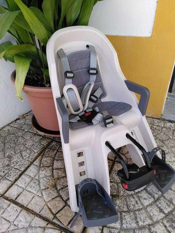 Cadeira para bicicleta - dianteiro