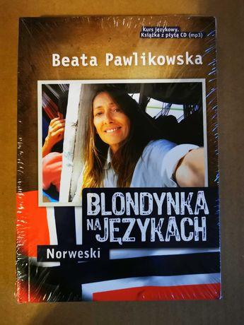 BEATA PAWLIKOWSKA Blondynka na językach. Norweski + CD (mp3)
