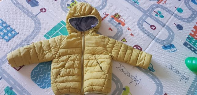 Дитяча демісезонна куртка
