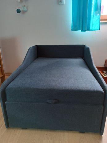 Łóżeczko dziecięce - fotel