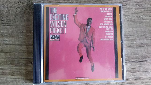 The Exciting Wilson Pickett CD sprzedaż / zamiana