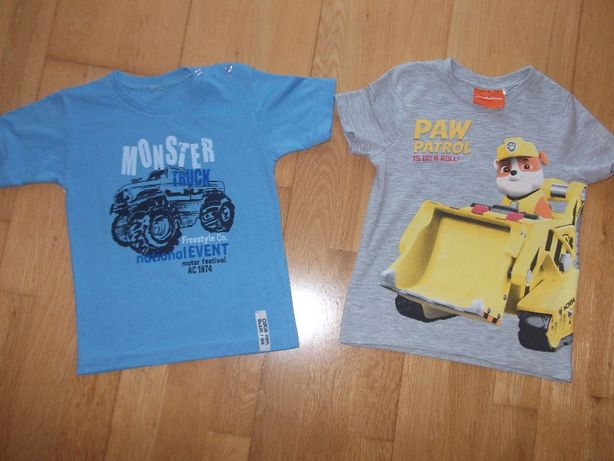 Pack 2 T-shirts 3/4 anos