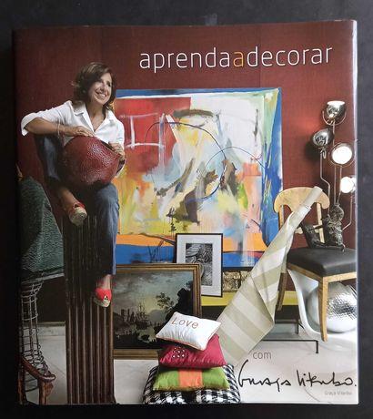 """Livro """"Aprenda a decorar de Graça Viterbo"""""""