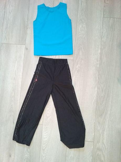 Танцевальный костюм для танцев мальчику танцевальные брюки штаны
