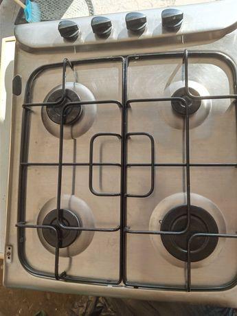 Placa de fogão a gás Indesit