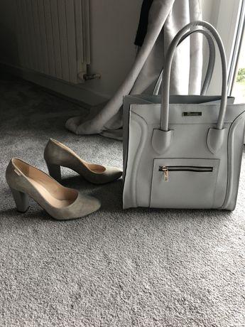 Torebka ala Celine oraz buty 39
