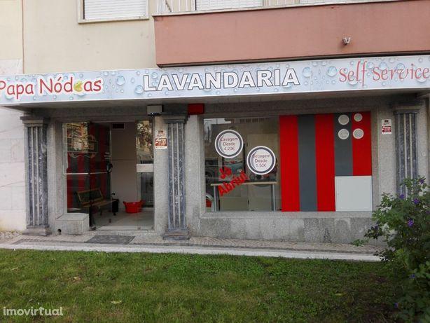 Lavandaria Self Service completa a funcionar mais habitação