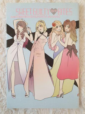 manga yuri Sweet Guilty love Bites
