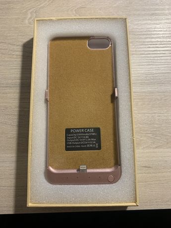 Power case iphone 7, iphone 8