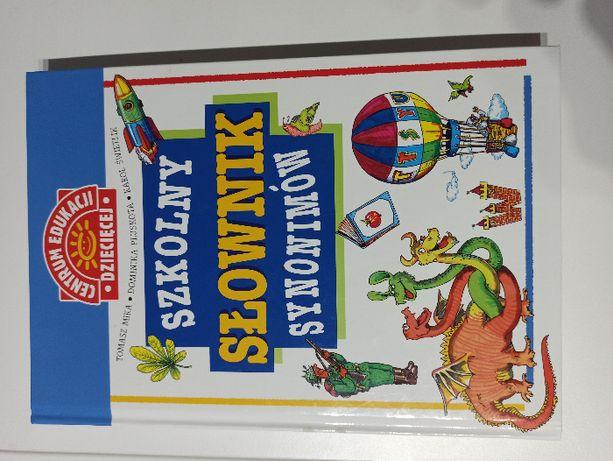 Szkolny słownik synonimów dla dzieci