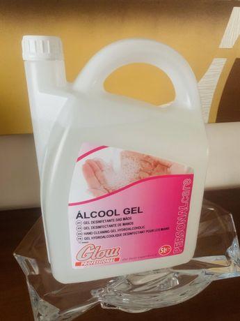 Alcool Gel 5lts - 70%