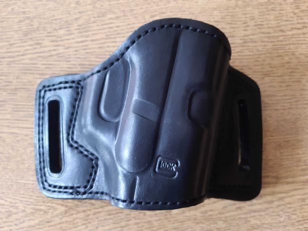 Kabura skórzana glock 17,19