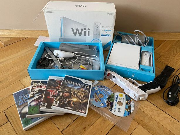 Nitendo Wii - konsola
