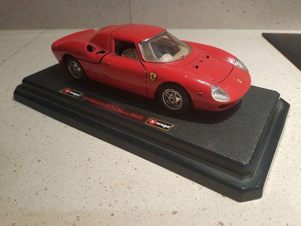 Burago Ferrari 250 Le Mans 1965