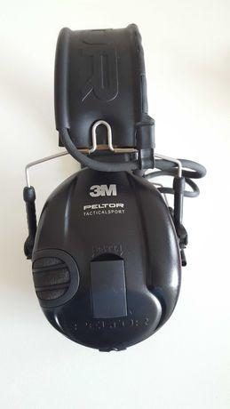 Auricular 3M™ PELTOR™ Tactical Sport™ Electronic MT16H210F-479SV Black