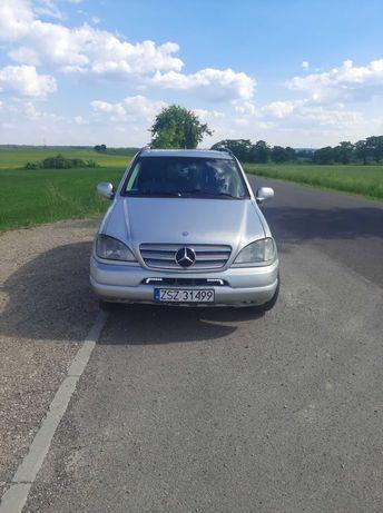 Mercedes Ml 320 + gaz