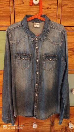 Koszula jeansowa r. 164 firmy Denim