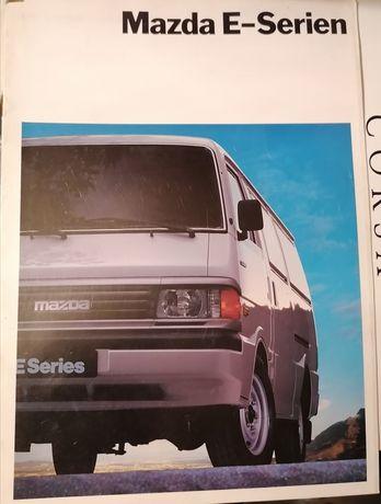 Prospekt Mazda E
