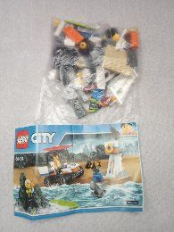 Klocki LEGO 60163