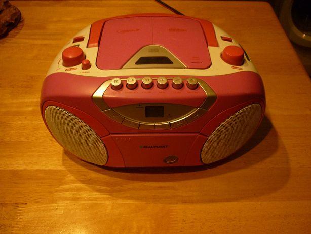 Radio Blaupunkt - USB, CD, MP3, Magnetofon