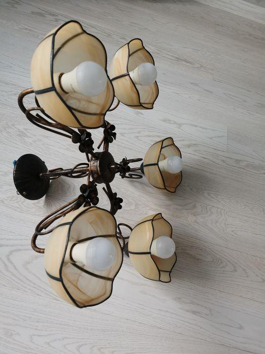 Світильник, люстра Львов - изображение 1