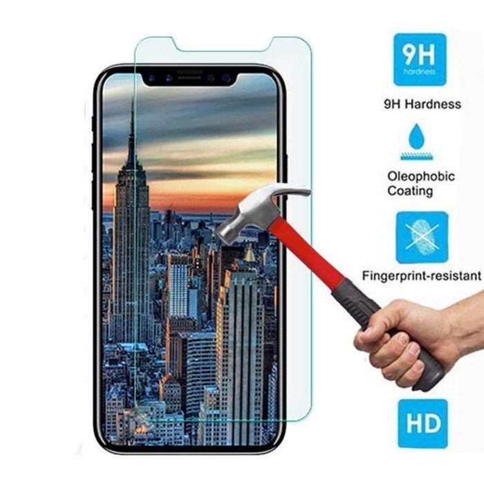 Pelicula Vidro IPhone 5/5c/5s/SE/6/6S/6plus/7/7plus/8/8plus/X/XR/XS/XS