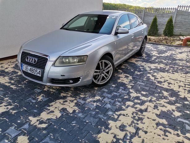 Audi a6 c6 2006r 2.7 Tdi 180km