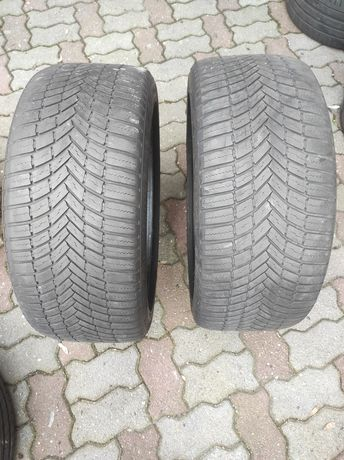 Opony Bridgestone  245/45/18 Weather Control [3818] około 6mm bieżnika